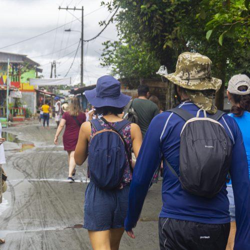 Caminata a traves de Juanchaco